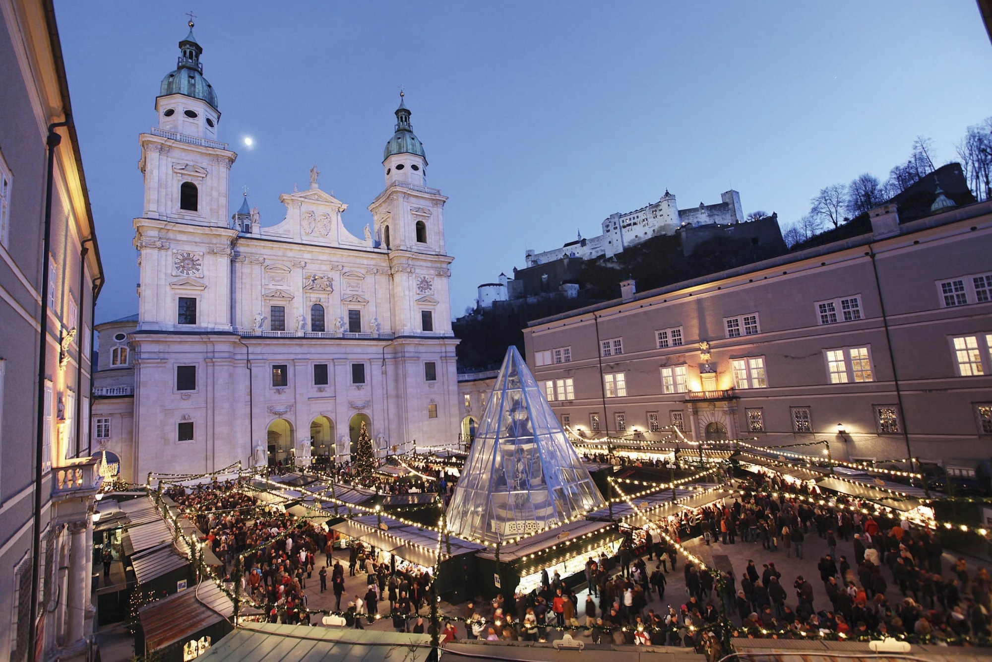 Salzburger Christkindlmarkt, Salzburg (c) Salzburg Tourismus