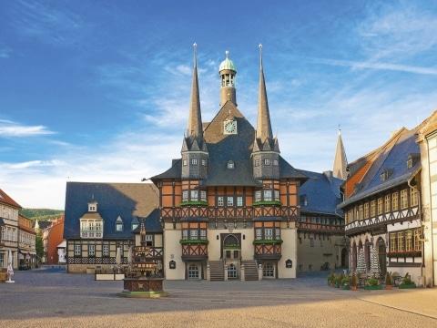 Marktplatz Wernigerode © Fotolia
