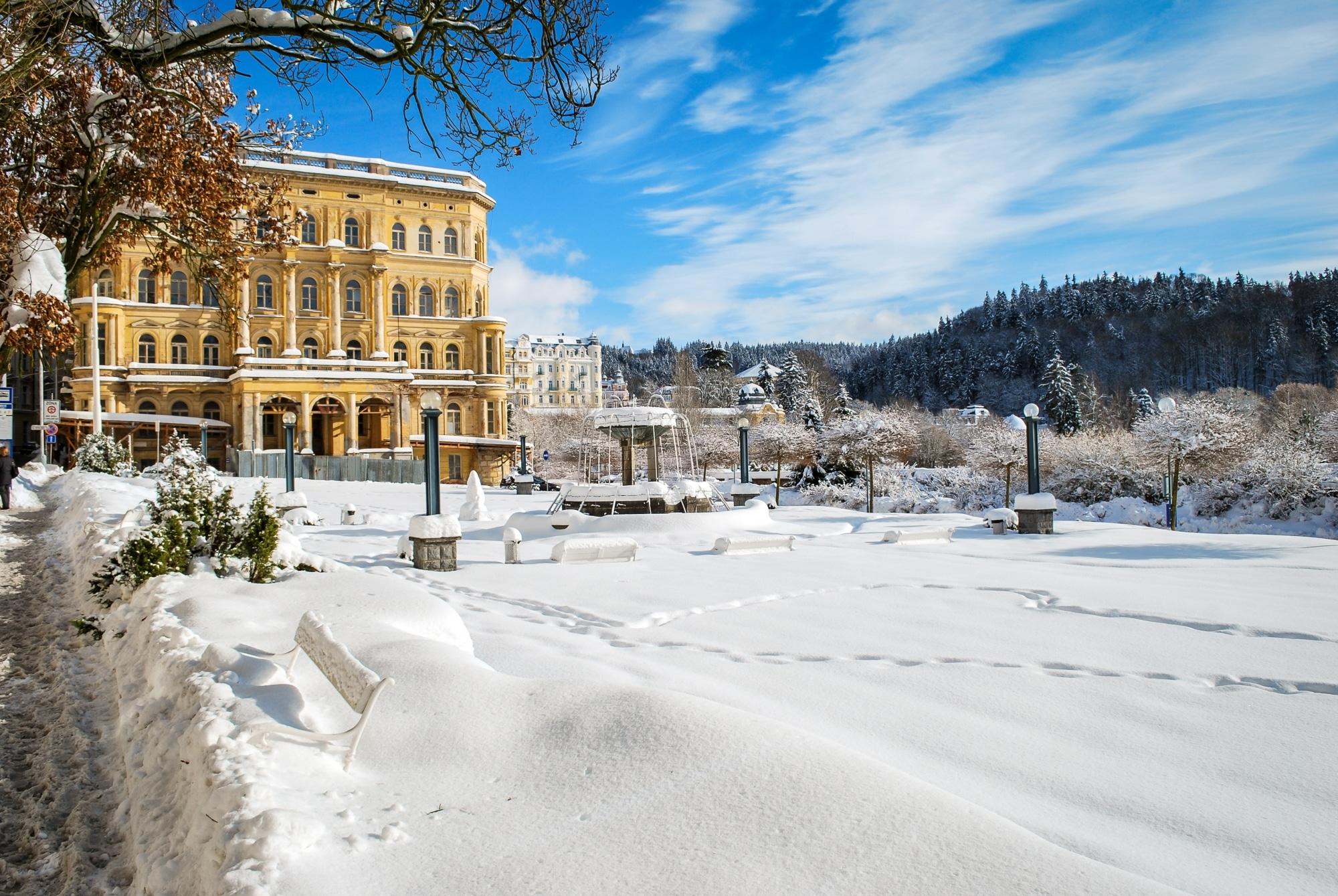 Weihnachtsreise nach Marienbad (c) Adobe Stock