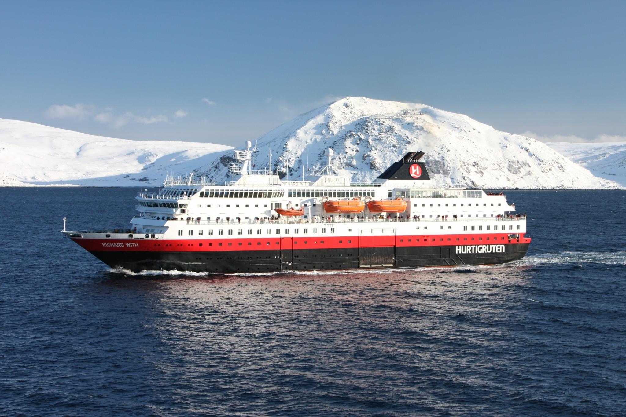 MS Richard With (c) Hurtigruten