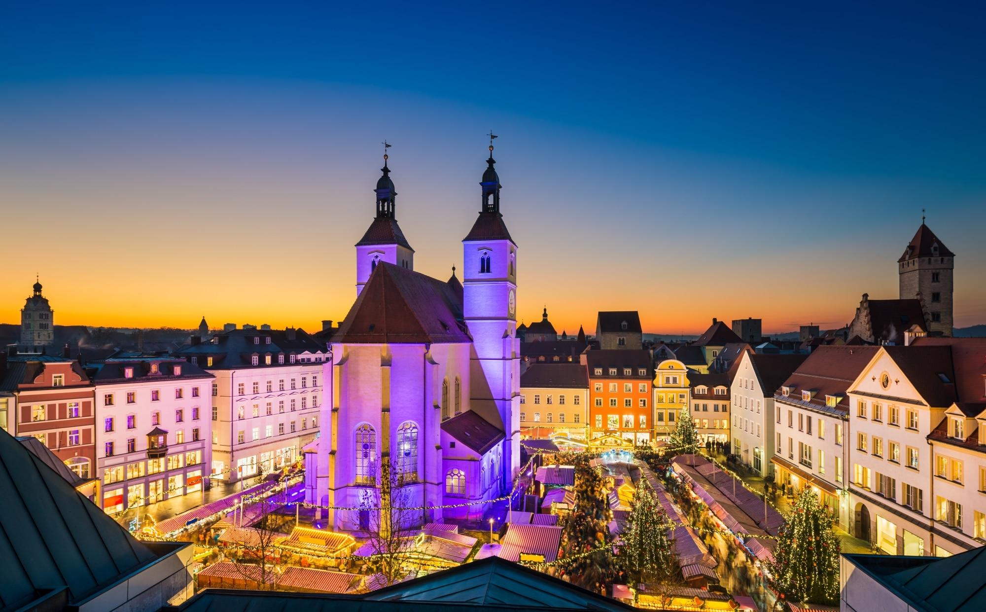 Regensburg Advent (c) Adobe Stock