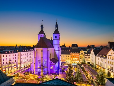 Regensburg Advent (c) Adobe Stock
