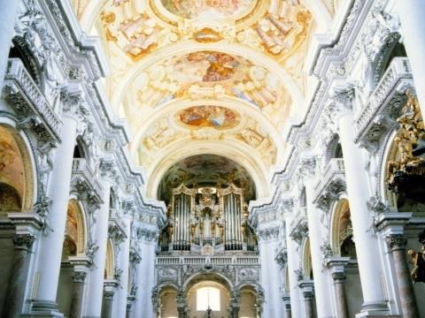 Stiftskirche_St.Florian_Brucknerorgel©Oberösterreich Tourismus GmbH_Fersterer