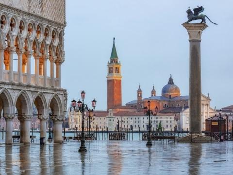 Venedig im November © adobestock