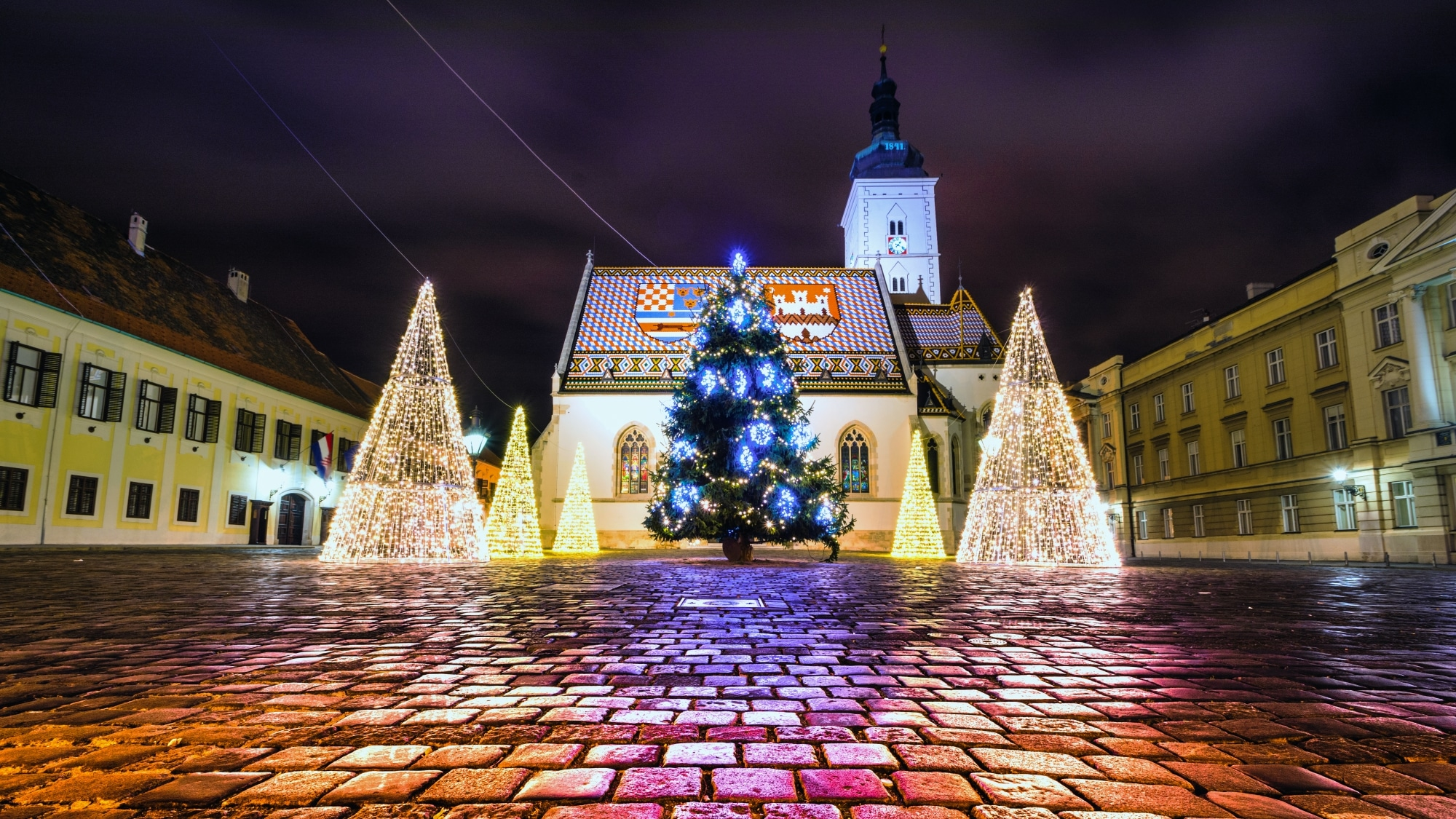 Advent in Zagreb (c) Adobe Stock