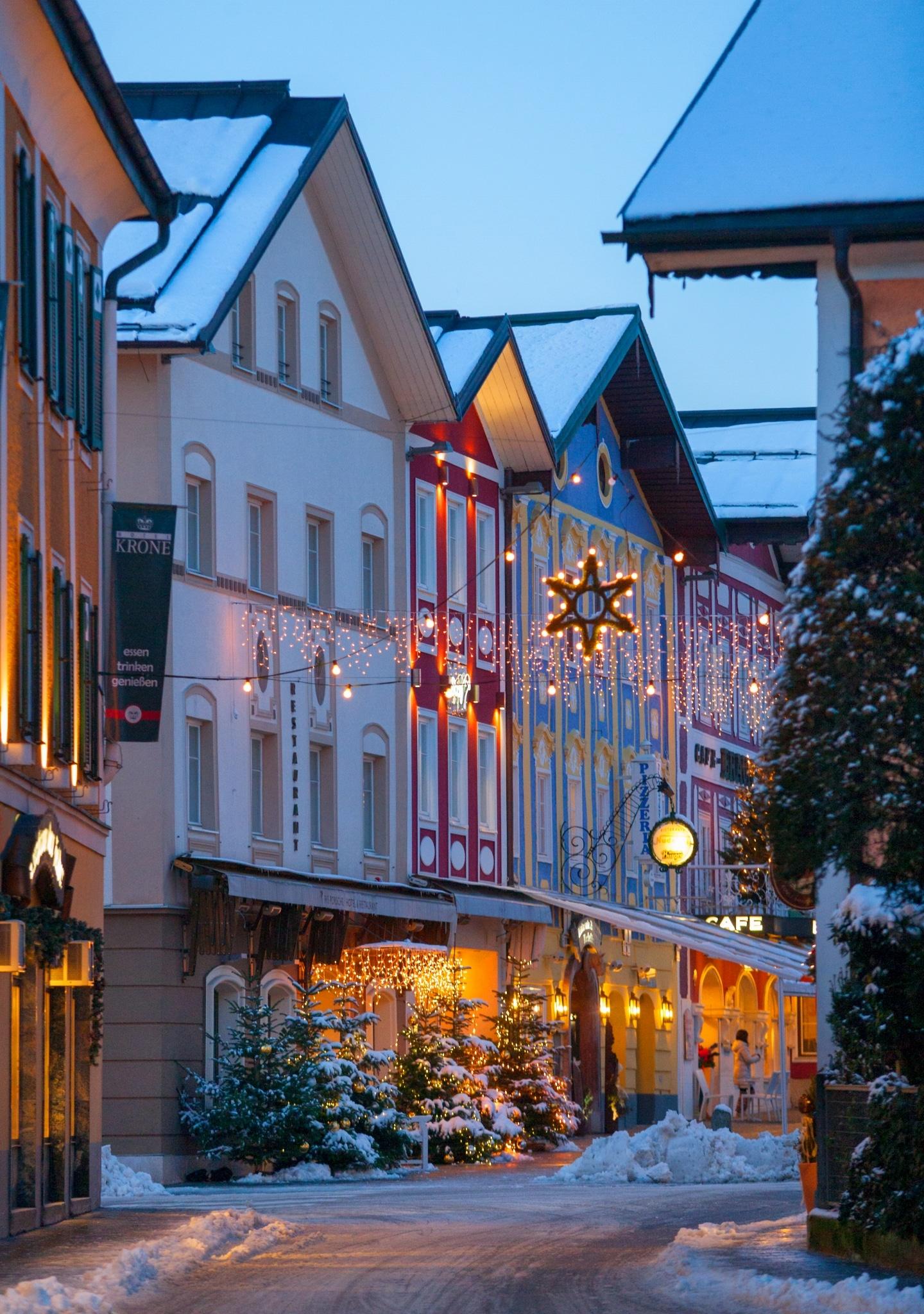 Advent Mondsee © tvb mondseeland