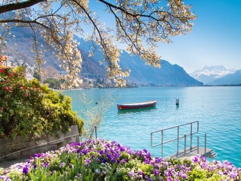 Genfer See ©adobestock