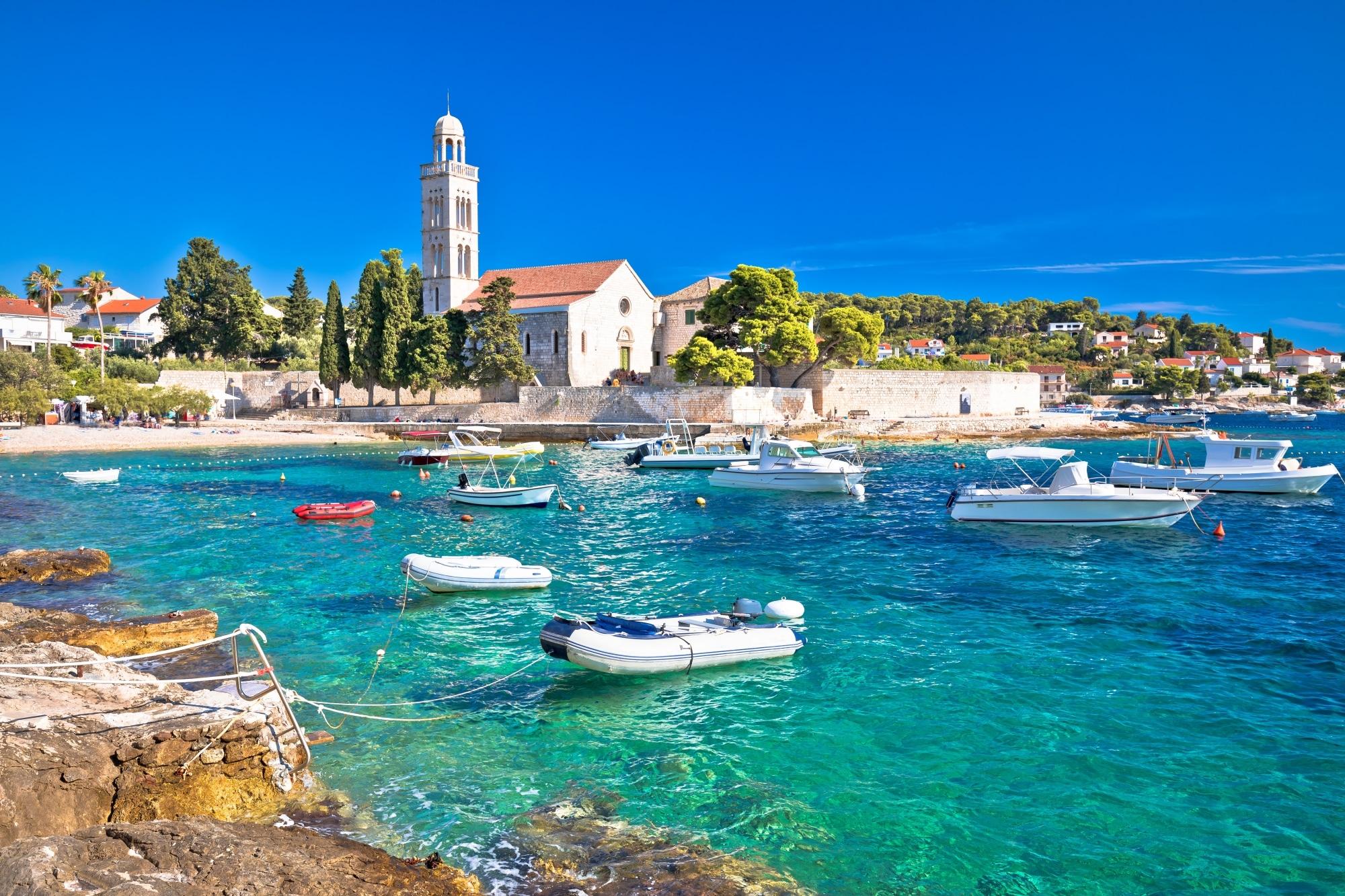Insel Hvar © adobestock