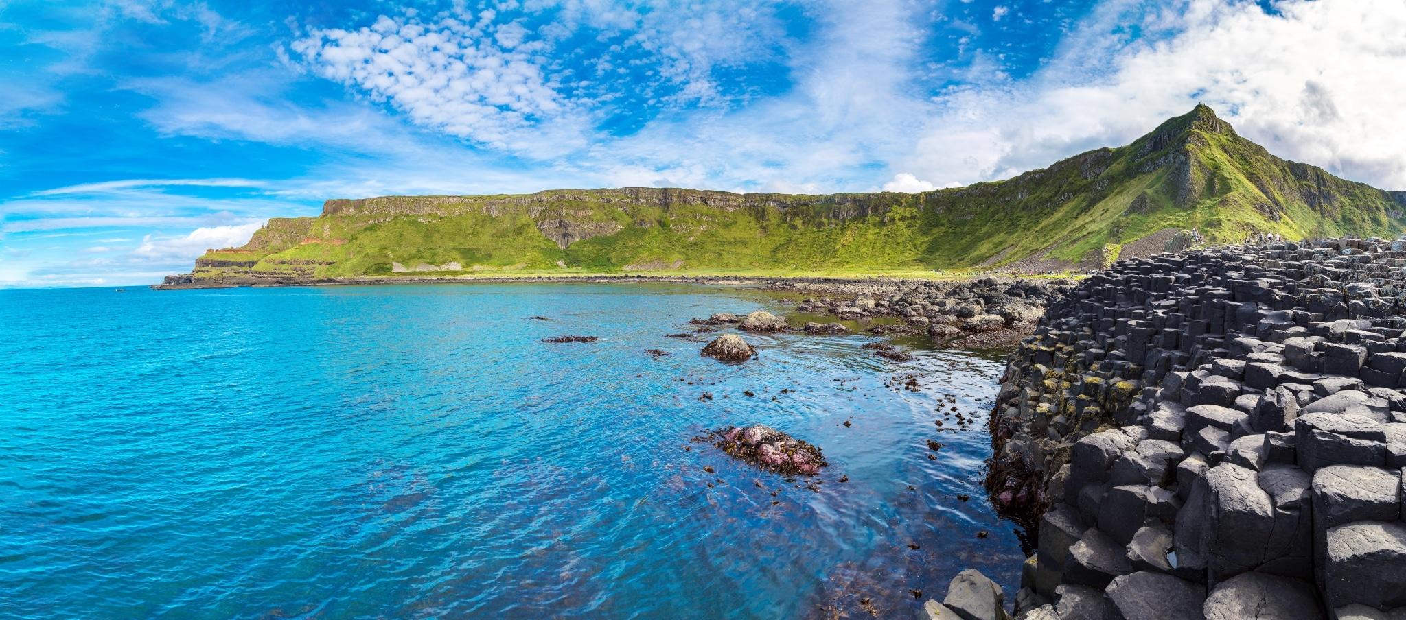 Giant's Causeway in Nordirland © adobestock