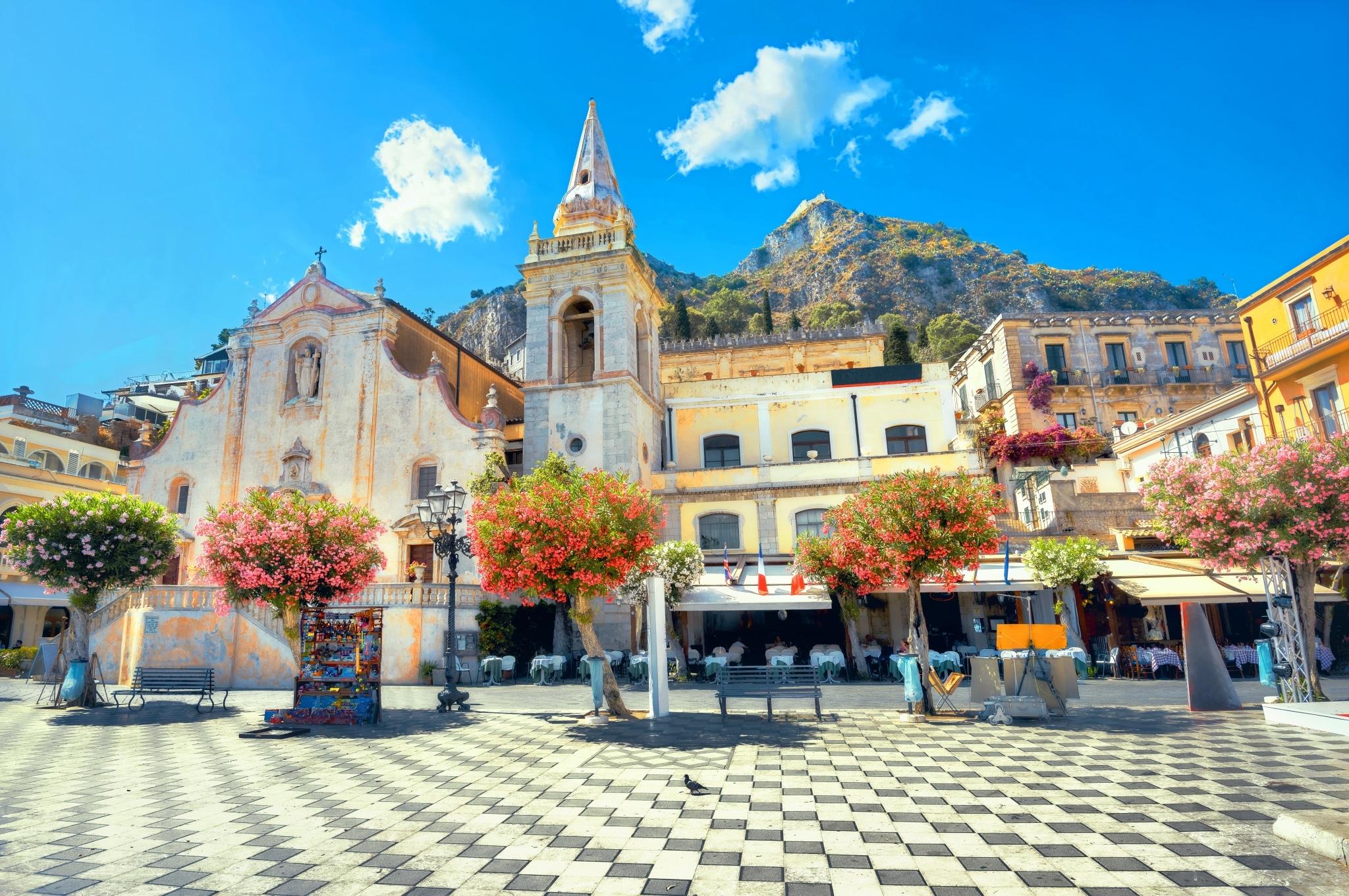 Taormina © adobestock