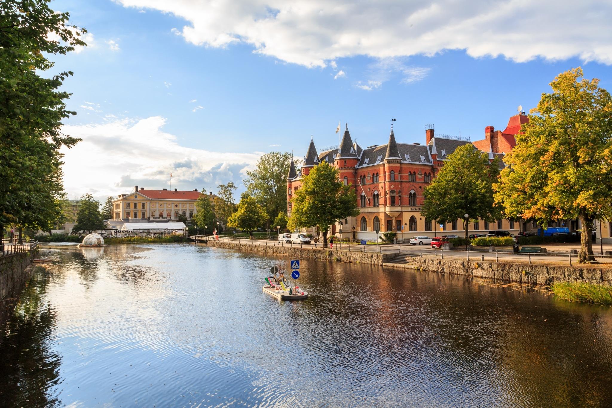 Örebro © adobestock