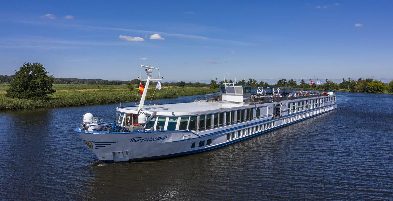 MS Thurgau Saxonia