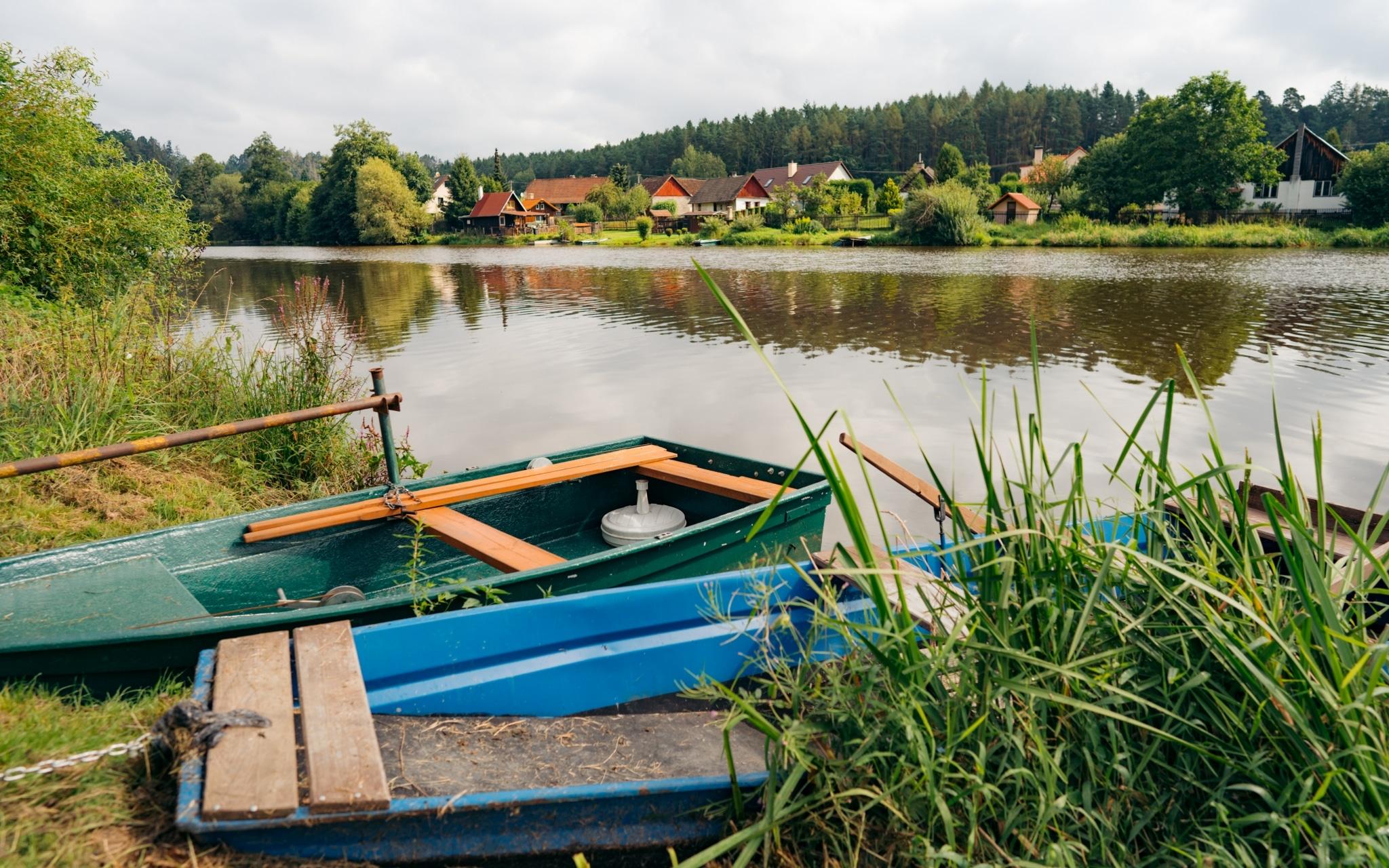 Lainsitz in Tschechien © adobestock