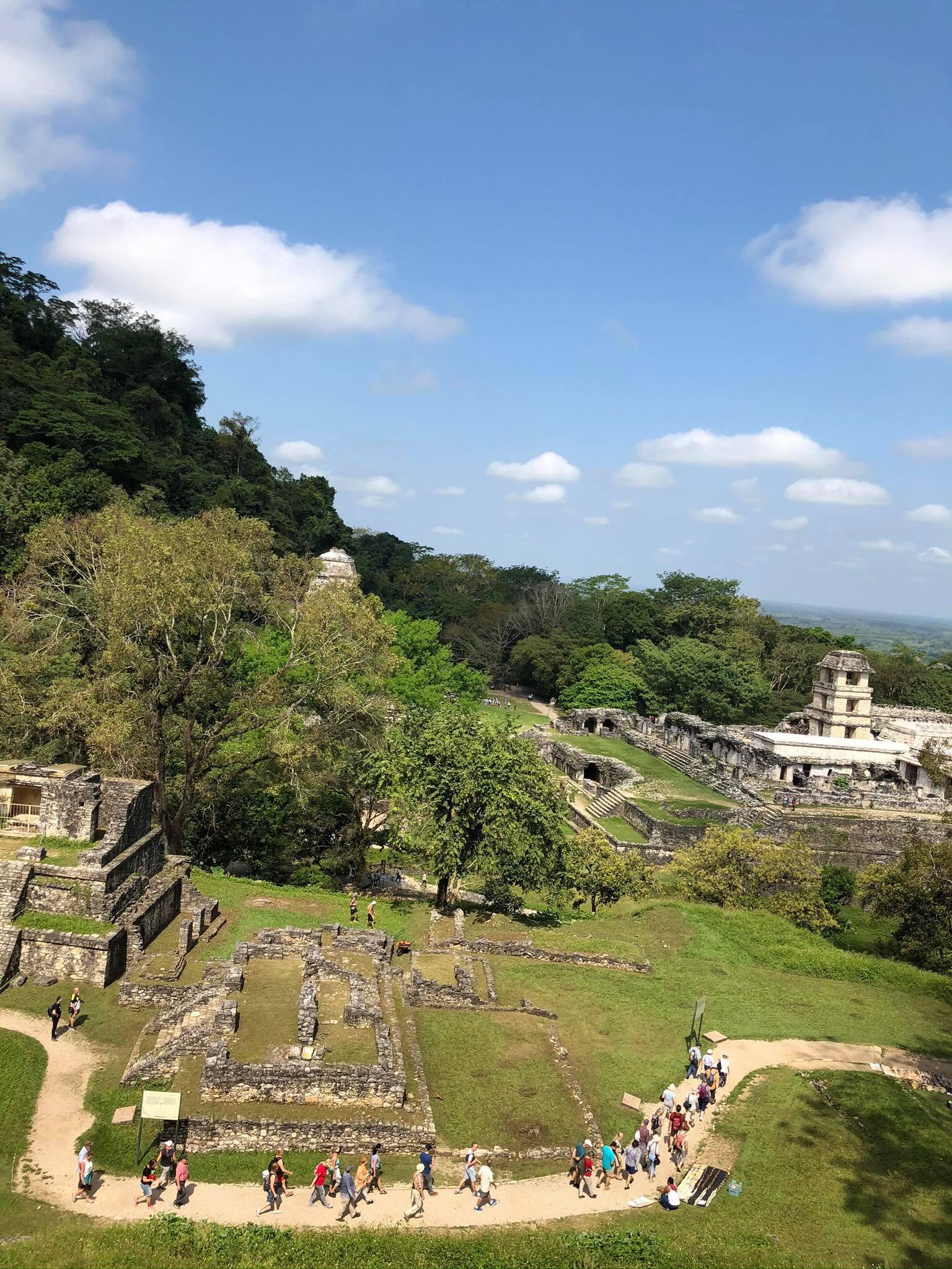 Mexiko, Palenque ©L.Kirisits
