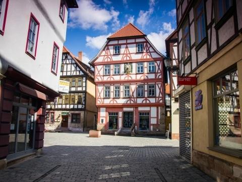 Lutherhaus Schmalkalden ©Tourirmus GmbH, Moritz Kertscher