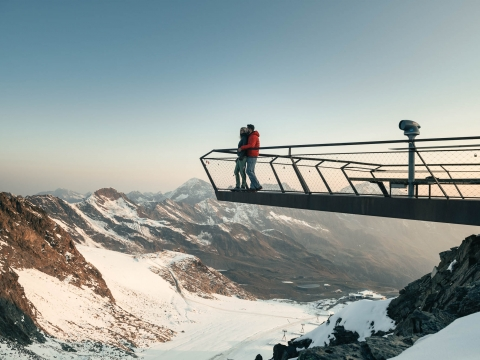 Top of Tyrol, Stubaier Gletscher ©Andre_Schoenherr