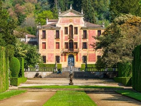 Villa Barbarigo in Valsanzibio
